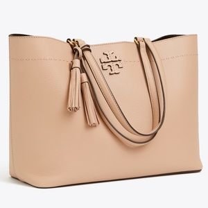 NEW! Tory Burch McGraw Tote
